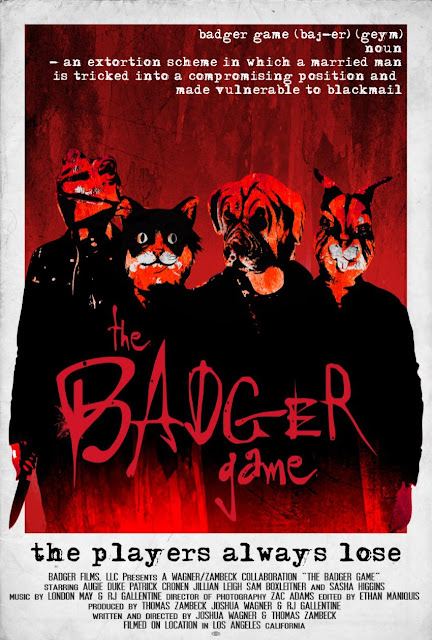 The Badger Game (2014) tainies online oipeirates
