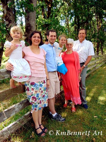 Simila-Pittman family