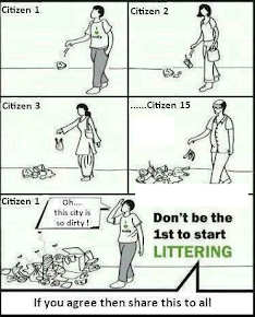 Keep your cities clean!
