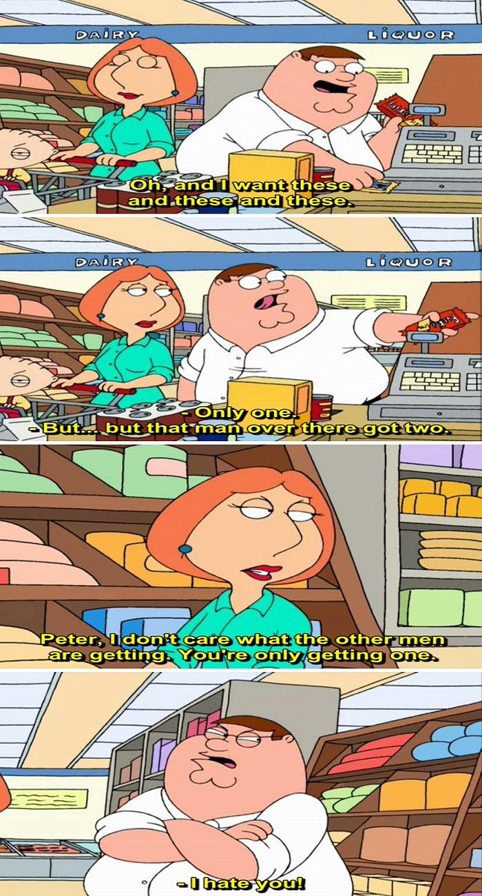 Family Guy Quote-12