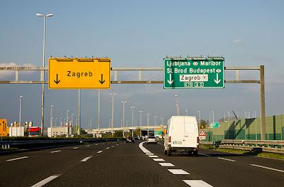 Zagreb Highway