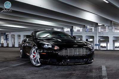 """Aston Martin DB9 Aro 21"""""""