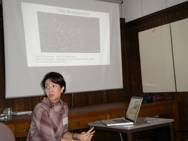 Lecture sobre Sustentabilidade para Comunidades de Baixíssima Renda