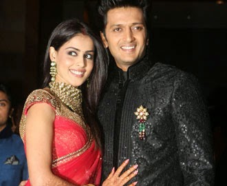 Riteish-Genelia Deshmukh are expecting their first child