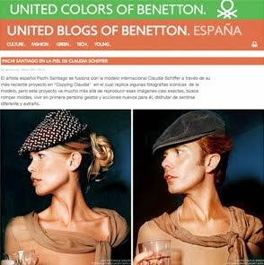 United Colors of Benetton Spain (Web link)