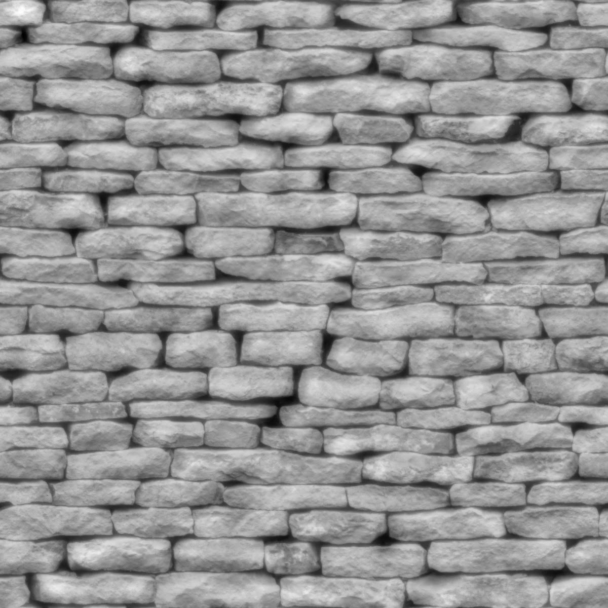 Stone Wall Texture : Stone brick wall texture maps texturise free