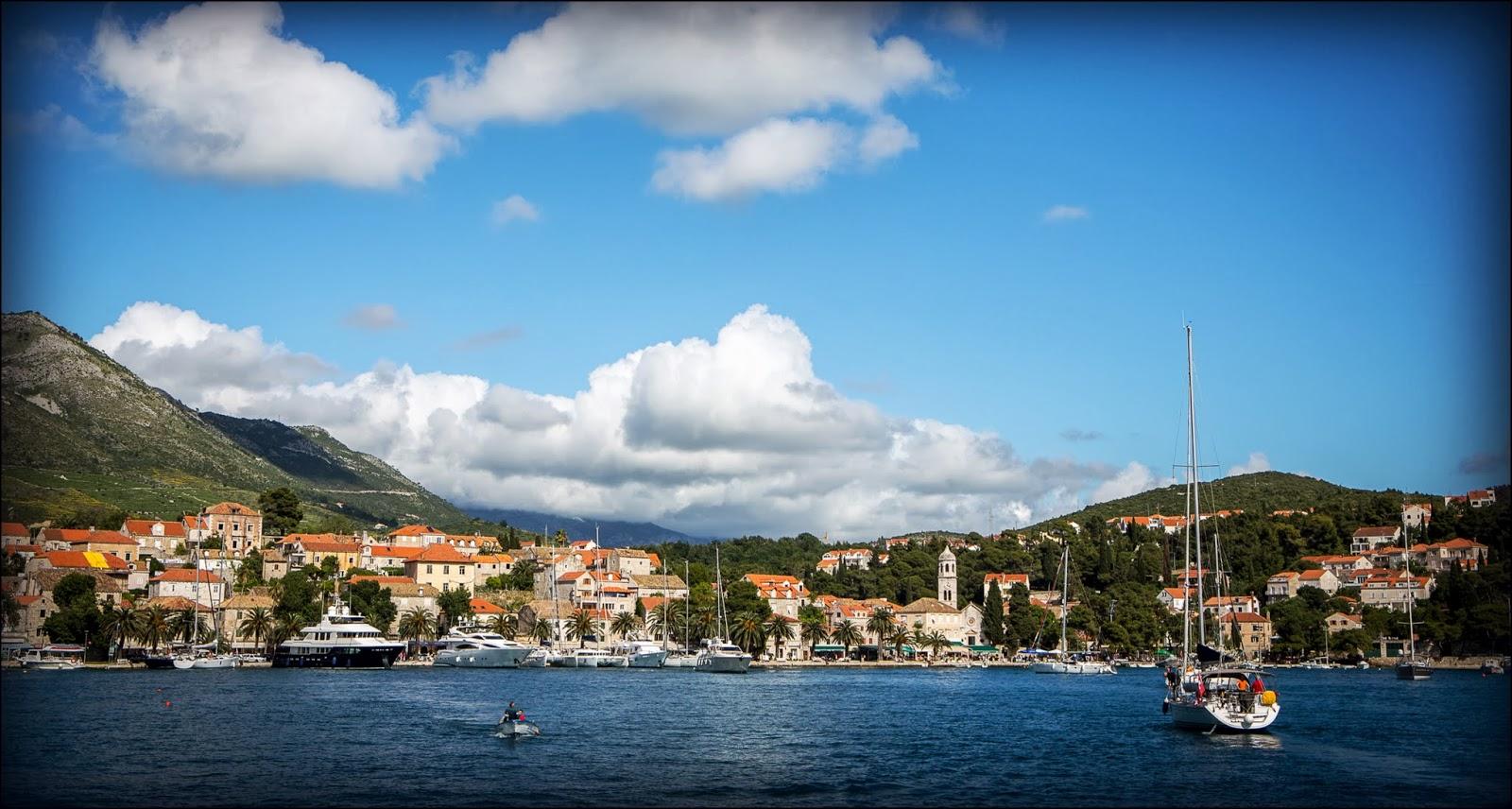 Cavtat Panorama, Croatia