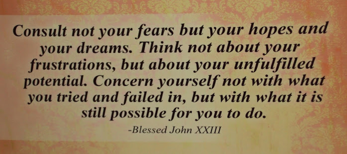 Quote by Saint Pope John XXIII