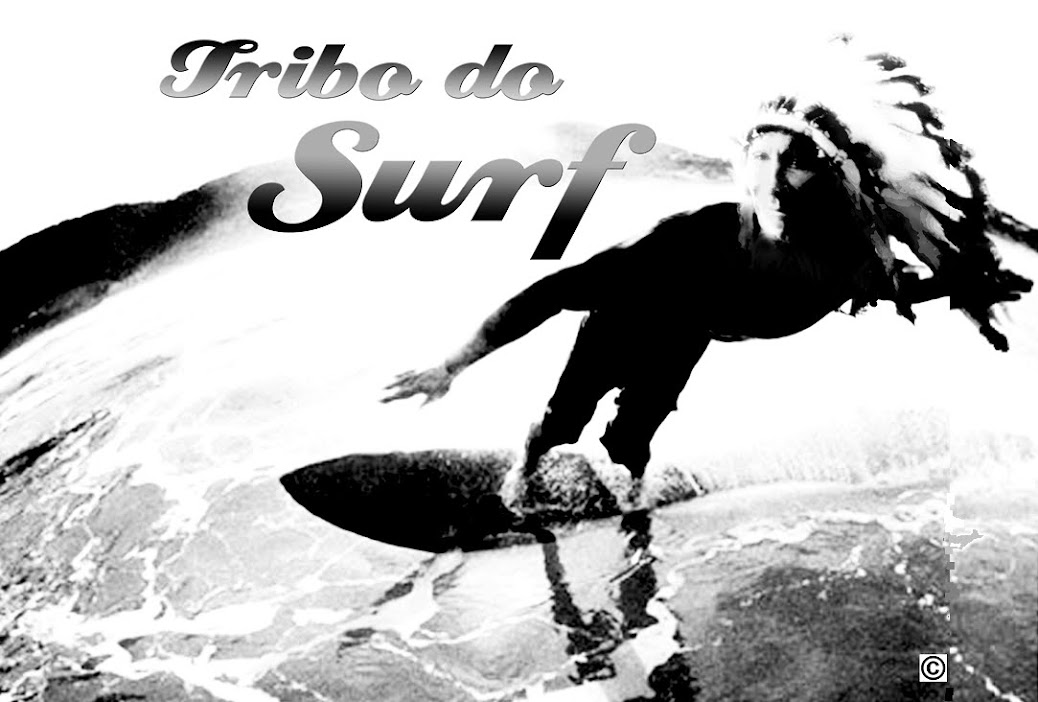 A TRIBO DO SURF