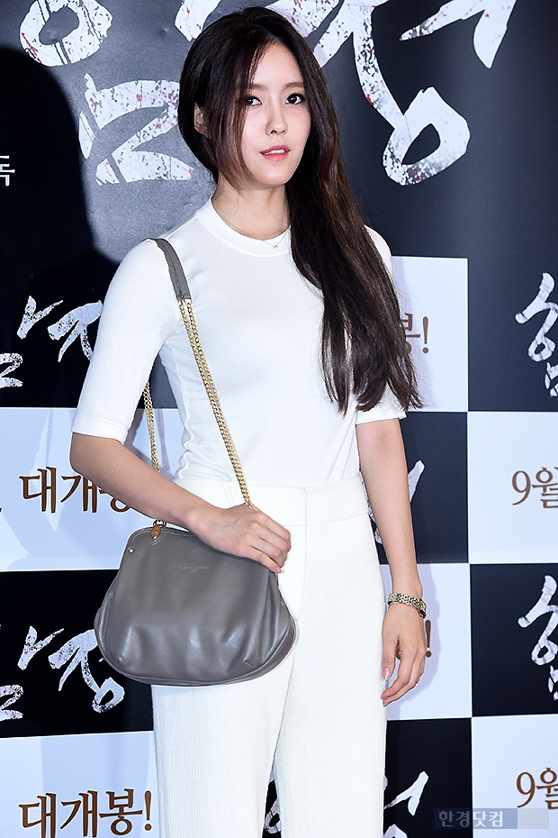 taras hyomin attended the vip premiere of deep trap