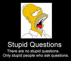 10 Stupid Questions People Ask Knowingly--But Shouldn't
