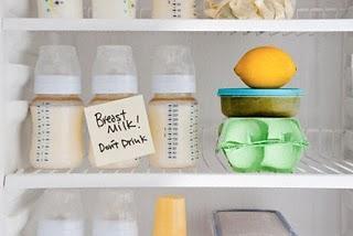 Cuanto tiempo dura la leche materna fuera de la heladera