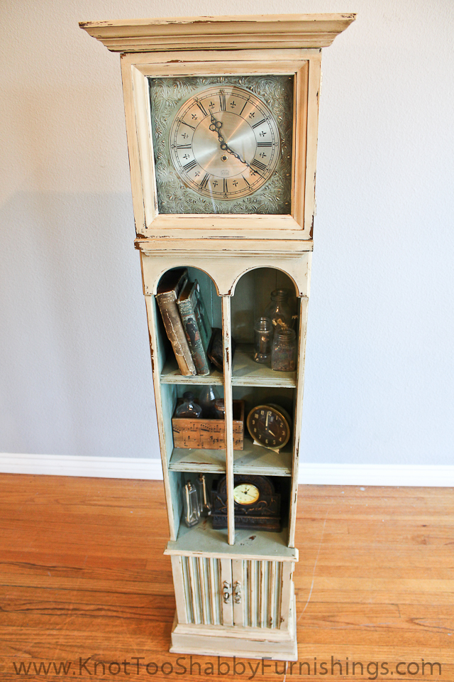 grandfather clocks knot too shabby furnishings rh knottooshabby net Rare Grandfather Clocks German Black Forest Grandfather Clocks