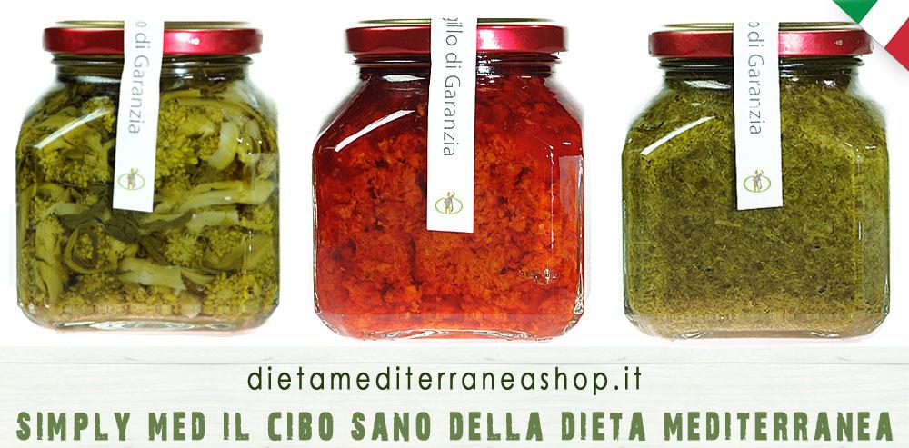 Dieta Mediterranea Simply Med