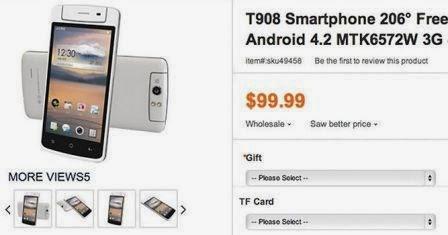 Oppo N1 super copy beredar dengan harga 1 juta-an