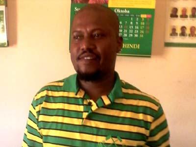 Omari Abdallah Omari Kigoda