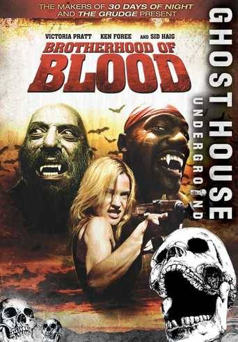 Brotherhood of Blood (2007) ταινιες online seires oipeirates greek subs