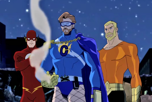 Character Design Young Justice : If you were in the passenger seat