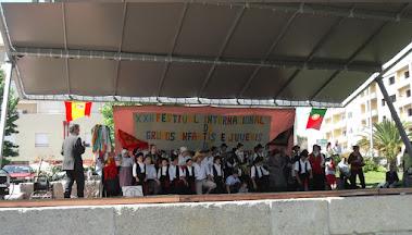 XXII Festival Internacional de Grupos Infantis e Juvenis de Danças e Cantares Regionais em Joane