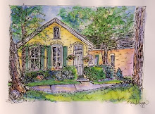 Watercolor Homes