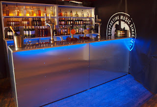 Hire a mobile bar Worthing