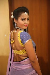 Actress Neetha Sizzling pics in half saree 006.JPG