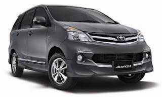 Toyota Avanza Veloz tahun 2015
