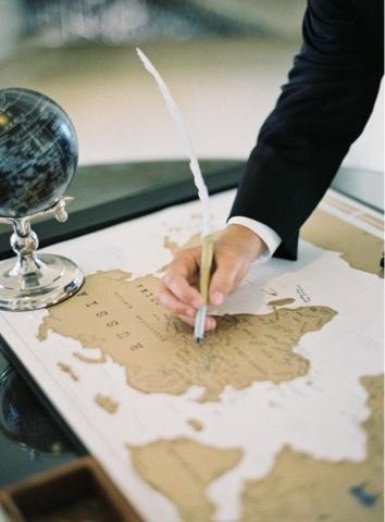 Libro de firmas original para boda