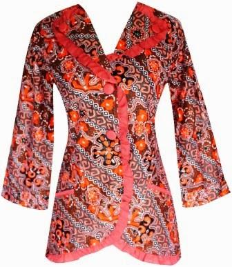 Foto Baju Batik Cotton