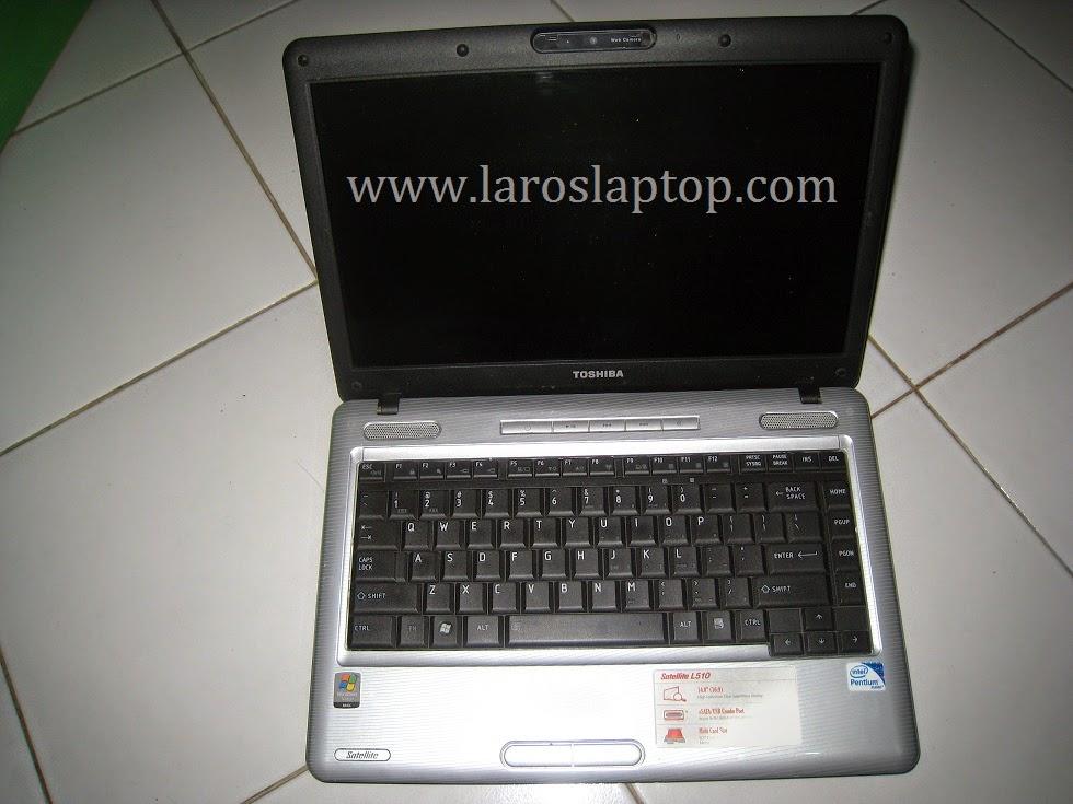 Laptop Second TOSHIBA Satellite L510