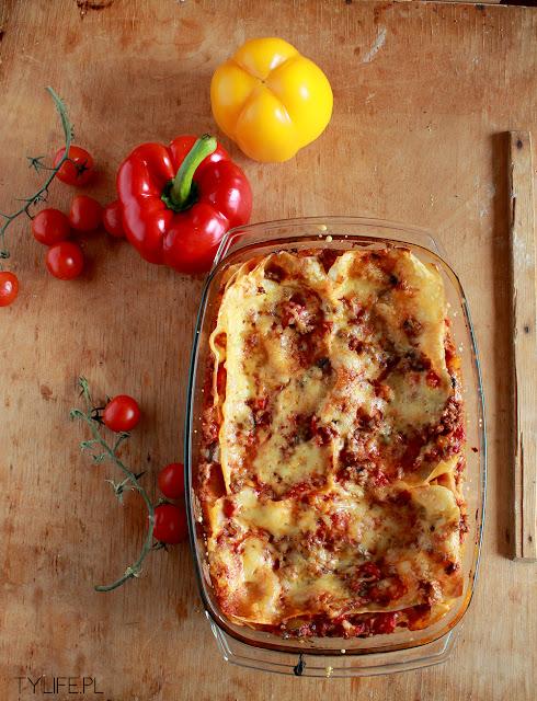 mincedmeat lasagne