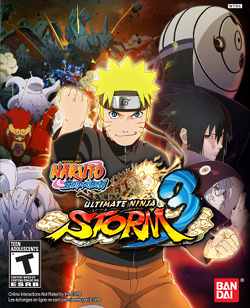 Naruto Shippuden Ultimate Ninja Storm 3 Full Burst Full Crack [Free]