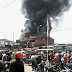 Pasar Lawang Terbakar, Apa Penyebabnya?