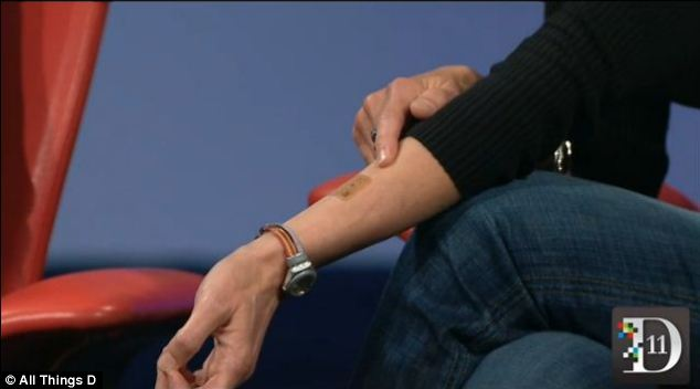 Mark Of The Beast? The Hi-Tech Tattoo That Could Replace All Your Passwords