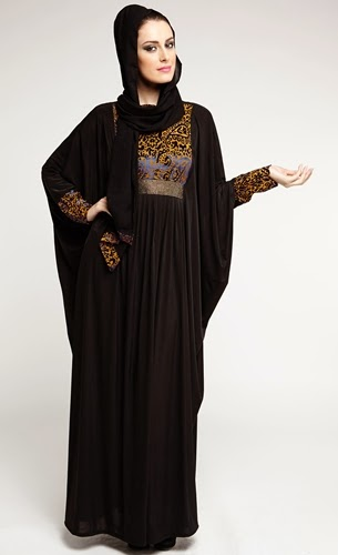 New Colors of Abaya Trend