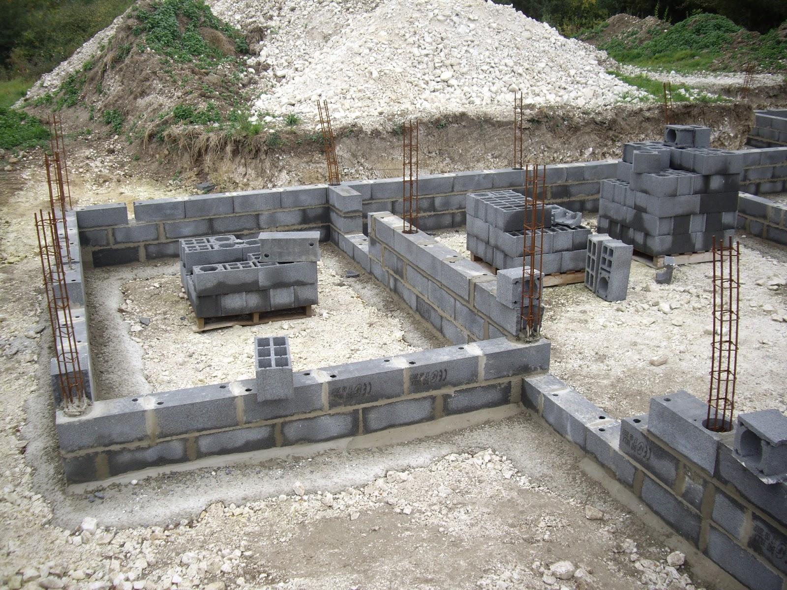 Notre autoconstruction passive  Maison ossature bois (MOB) Vide sanitai