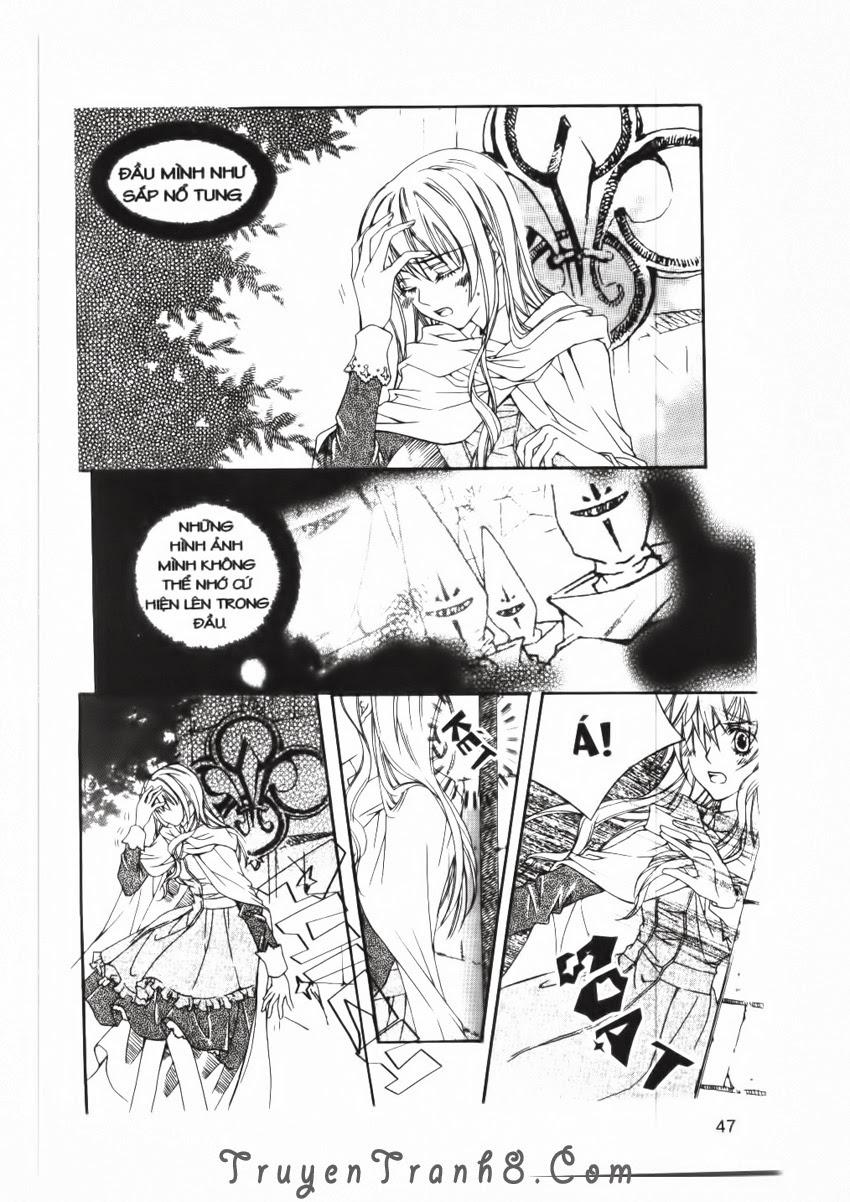 A Kiss For My Prince - Nụ Hôn Hoàng Tử Chapter 18 - Trang 10