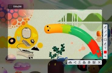 aplikasi lihgtshot untuk screen capture desktop
