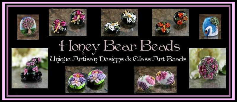 Honey Bear Beads
