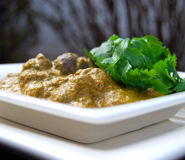 Spinach Chicken Curry