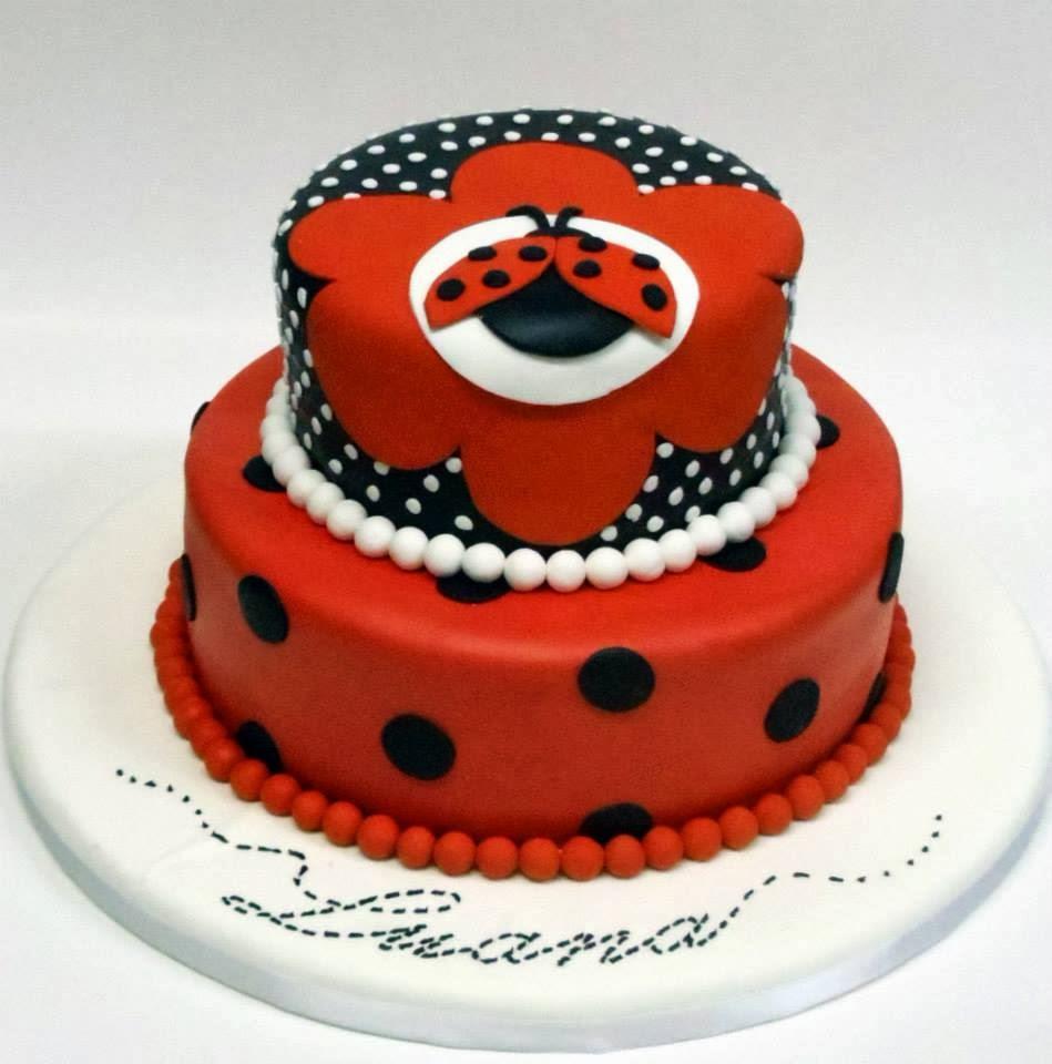 Tortas decoradas para fiestas infantiles 042806464 for Tortas decoradas faciles