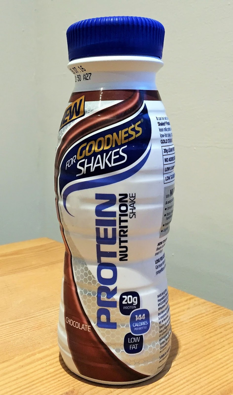 boots protein shakes