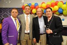 """Don Poppy Bermúdez  """"La magia de Color Visión es que siempre es de los dominicanos"""""""