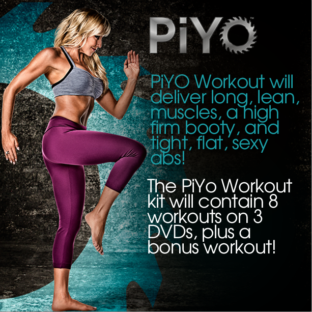 Piyo Workout, Piyo for everyone
