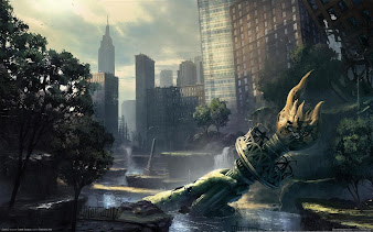 #37 Crysis Wallpaper