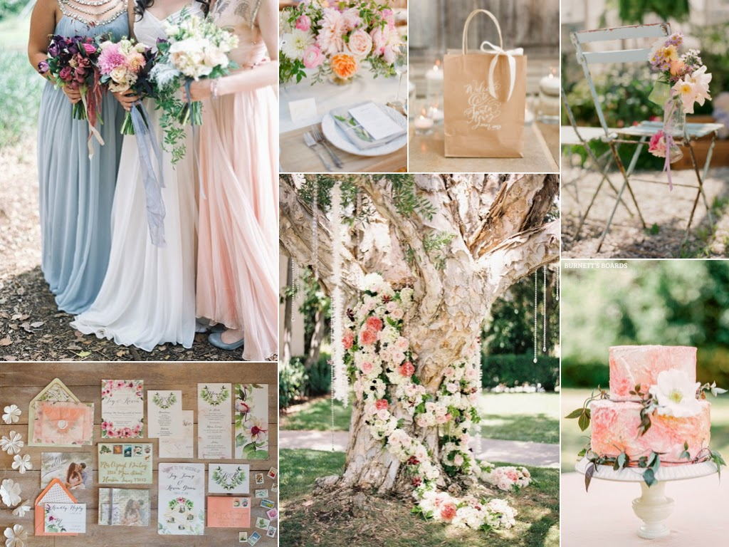 Matrimonio Tema Idea : Ideas de la boda del tema verano — cuadros