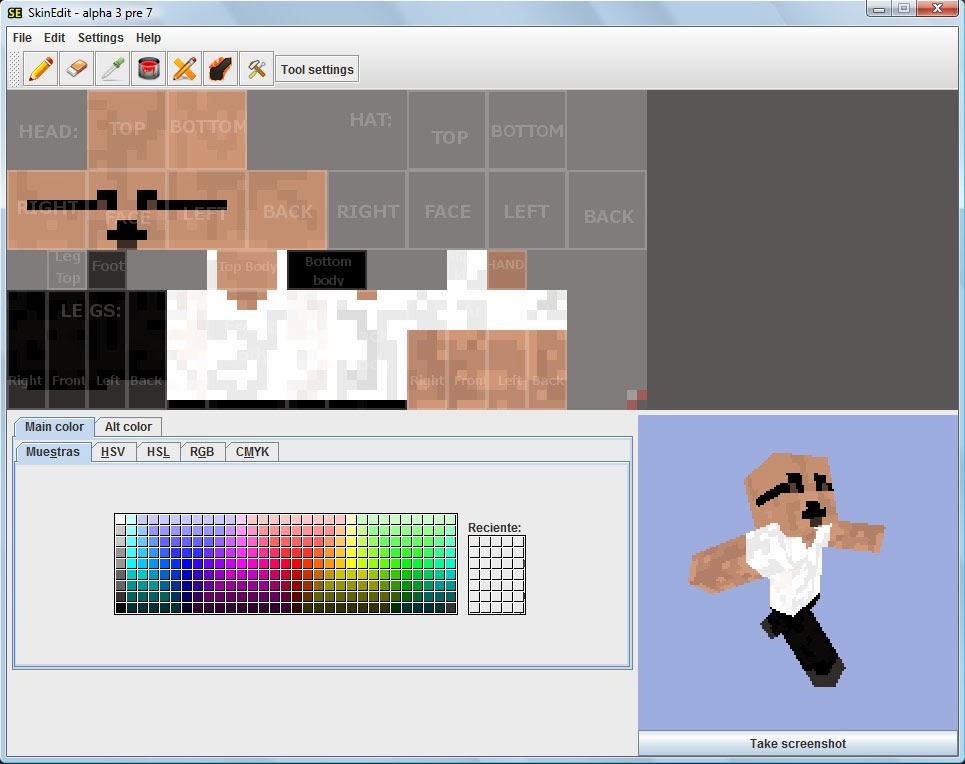 Minecraft Para Todos Crea Tu Propio SKIN - Skin para minecraft q