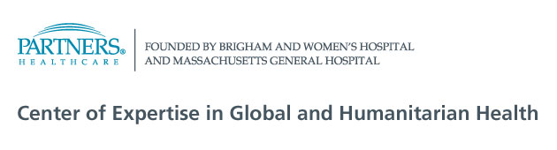 Partners Center of Expertise in Global and Humanitarian Health