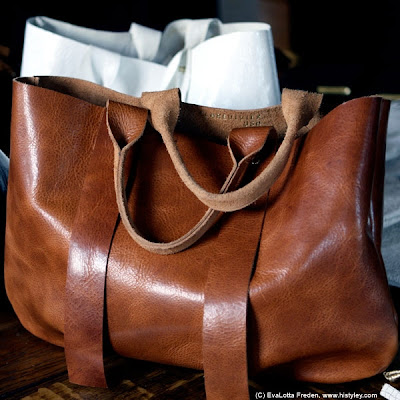 Bags at Bodie and Fou