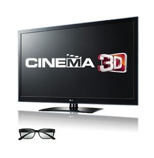 harga LG 3D TV 42LW4500